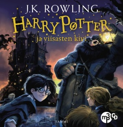 Harry Potter ja viisasten kivi (MP3-CD)