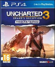 Uncharted 3 [Elektroninen aineisto] : Drake's deception : PS4