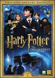 Harry Potter ja viisasten kivi [Videotallenne] = Harry Potter and the philosopher's stone