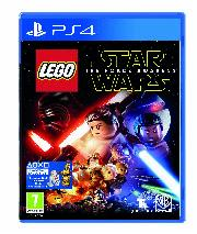 Lego Star Wars [Elektroninen aineisto] : the force awakens : PS4