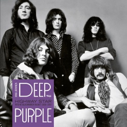 Deep Purple : highway star : Ritchie Blackmoren vuodet 1968-1993
