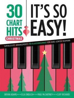 30 chart hits : it's so easy!. Christmas