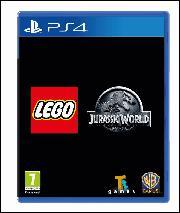 Lego Jurassic world [Elektroninen aineisto] : PS4