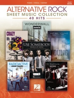 Alternative rock : sheet music collection : piano, vocal, guitar