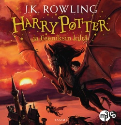 Harry Potter ja Feeniksin kilta (MP3-CD)