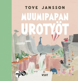 Muumipapan urotyot (MP3-CD)