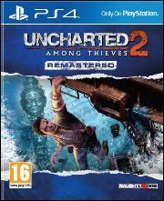 Uncharted 2 [Elektroninen aineisto] : among thieves : PS4