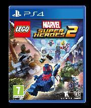 Lego Marvel super heroes 2 [Elektroninen aineisto] : PS4
