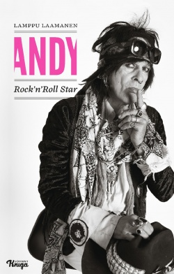 Andy : rock'n'roll star