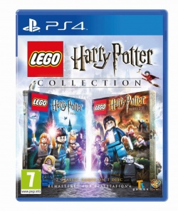 Lego Harry Potter collection [Elektroninen aineisto] : PS4