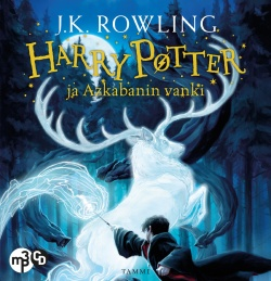 Harry Potter ja Azkabanin vanki (MP3-CD)
