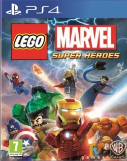 Lego Marvel super heroes [Elektroninen aineisto] : PS4