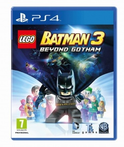 Lego Batman 3 [Elektroninen aineisto] : beyond Gotham : PS4