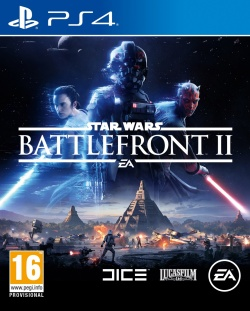Star Wars battlefront II [Elektroninen aineisto] : PS4