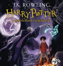 Harry Potter ja kuoleman varjelukset (MP3-CD)